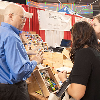 See hundreds of handmade products at the 2014 Holiday Food & Gift Festival